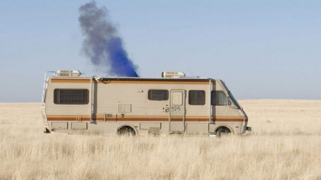 Breaking Bad and its RV