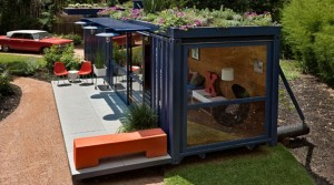 The Container Guest House In San Antonio, Texas