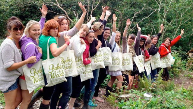 Glamping Is A Perfect Alternative To Traditional Hen Parties