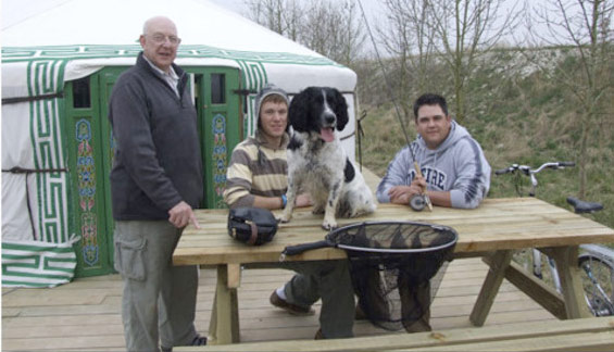 dogs-glamping