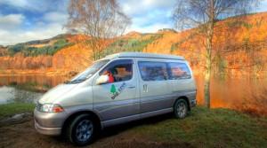 Big Tree Camper Vans