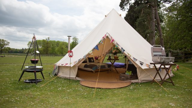 Why Glamping is the Real Deal