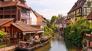 What are the most charming small towns in France?