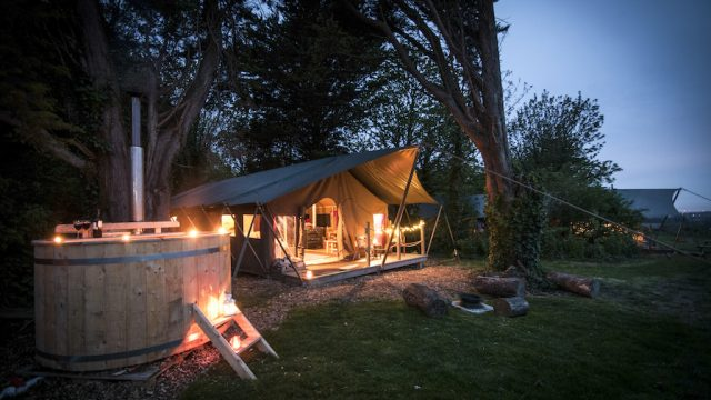 8 Reasons Glamping is a Good Idea for your Next Vacation