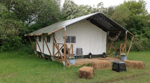 Glamping interview with Clear Sky Glamping