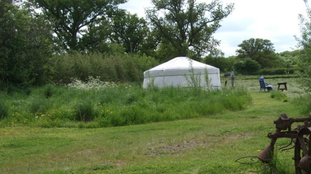 Glamping interview with Holly Farm Holidays