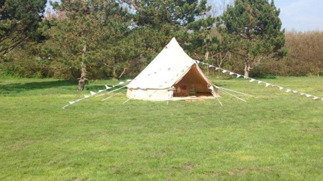 Glamping interview with Boutique Bell