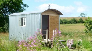Glamping interview with Crake Tree Manor