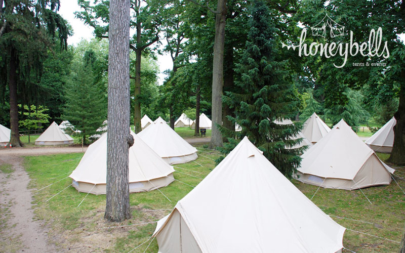 Luxury Bell Tent Hire | Honeybells | Weddings, Private Parties ...