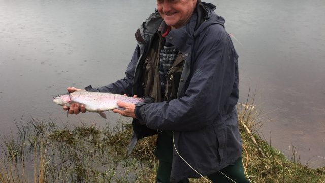 Fishing Rights at Yorkshire Water's Eldwick Reservoir up for Grabs