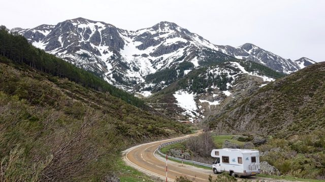 Beginners' guide to motorhomes